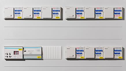 Gebäudeautomation in der Elektrotechnik