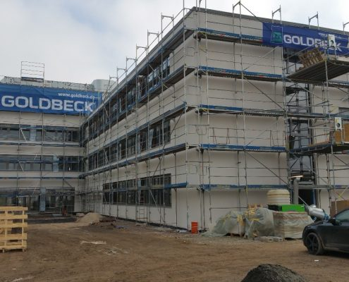 Elektrotechnik Projekt - Bürogebäude NSG
