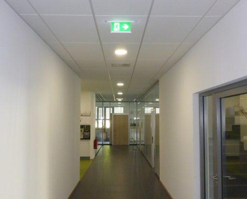 Elektroinstallationsarbeiten inkl. Flurbeleuchtung