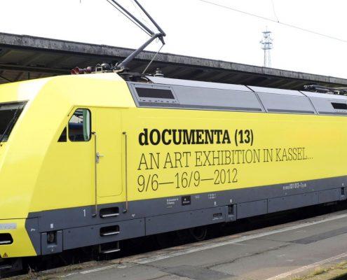 Bahnhof documenta Kassel