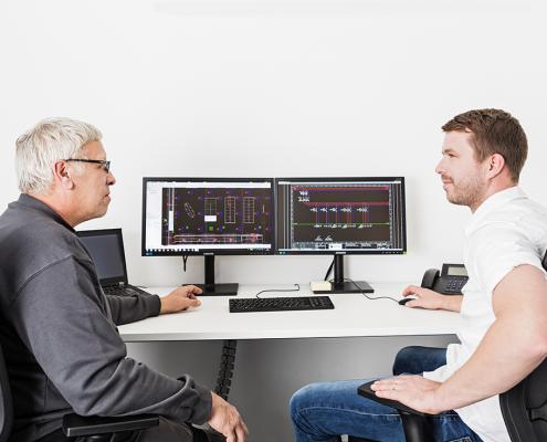 Gemeinsame Elektrotechnik Planung