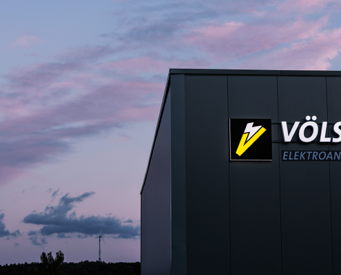 Völske Elektro-Anlagen Firmenlogo