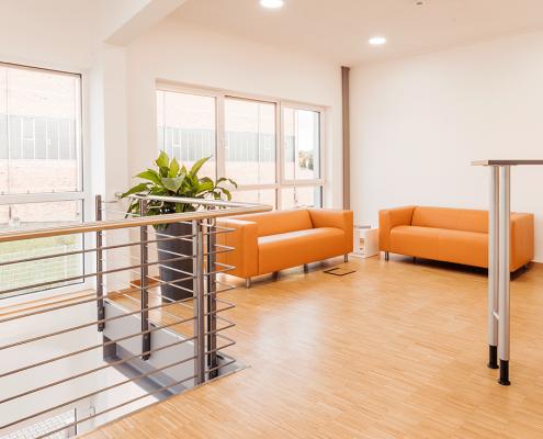 Moderne Büroräume bei Völske Elektro-Anlagen