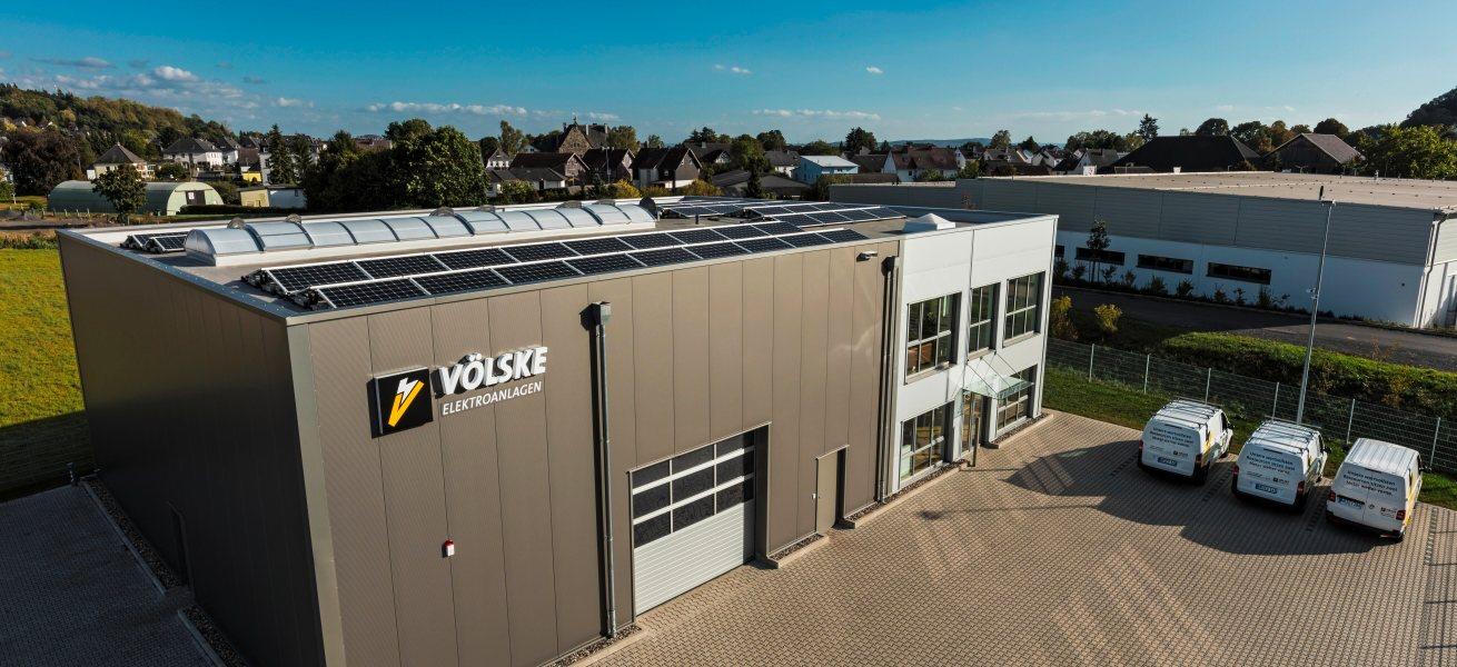 Firmengebäude Völske Elektro-Anlagen GmbH