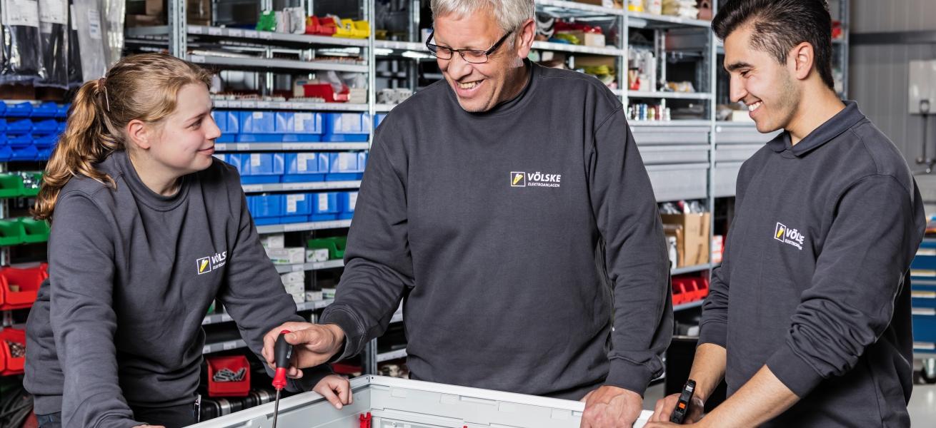 Karrierestart mit einem Praktikum - Völske Elektro-Anlagen