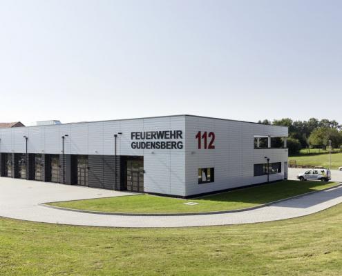 Neues Gebäude der Feuerwehr Gudensberg